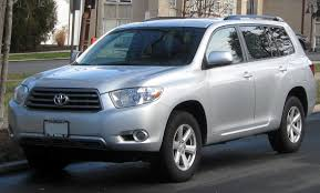 File:2008-2010 Toyota Highlander -- 01-27-2012.jpg - Wikimedia Commons