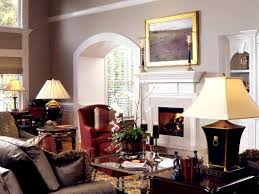 Full Size of Living Room:impressive Traditional Living Room Fireplace Ideas  With And Tv Dark ...