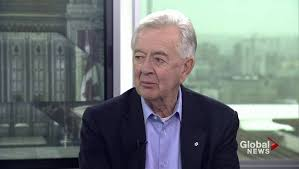 Shutting people up is not the way to deal with populism: Preston Manning -  National | Globalnews.ca