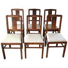 arts and crafts dining table. Sieges Arts \u0026 Crafts Dining Chairs - Set Of 6 On Chairish.com And Table G