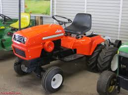 ariens garden tractor. Ariens S-14H With Plow And Duals, Left Side. Garden Tractor R