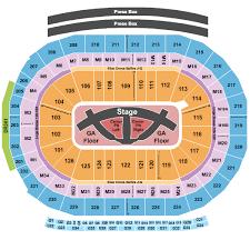 Billets Et Programme Pour Little Caesars Arena 2019