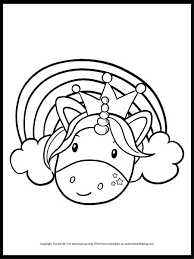 Search through 623,989 free printable. Princess Unicorn Coloring Page Free Printable Download The Art Kit