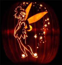 Tinkerbell Template Maxresdefault In Tinkerbell Pumpkin Clip Art Collection