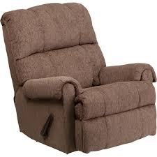 chair and a half rocker recliner. contemporary tahoe bark chenille rocker recliner chair and a half