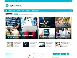 e magazine templates free download news magazine template wordpress