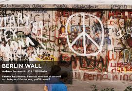 and still today the berlin wall remains one of the most significant symbols of the cold war enjoy the amazing graffiti art on the wall  on famous berlin wall graffiti artist with top places to visit in berlin thesqua re blog