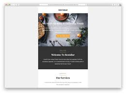 Promotional Email Template Design 39 Free Responsive Html Email Templates 2020 Colorlib