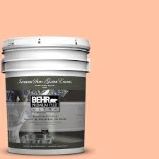 Coral Bedroom Paint Behr Premium Plus Ultra 5 Gal P200 3 Tomorrows Coral Semi Gloss