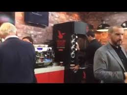 Pelican Rouge Vending Machine Hack Simple Pelican Rouge At Dublin Coffee And Tea Festival 48 YouTube