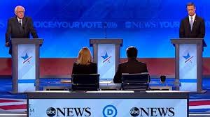 Image result for hillary in bathroom at dem debate pics