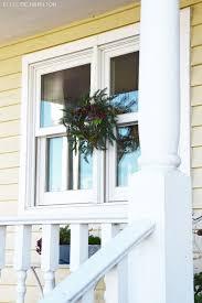 Weihnachtliche Kränze Für Eure Fenster Eclectic Hamilton
