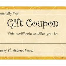 Free Printable Kids Christmas Coupon Books 138467600629 Free