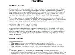Sample Job Objective Resume Career Objectives Sample Resume Job ...