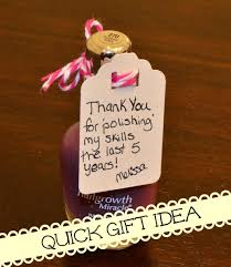 Thank You Gift For Boss Great For A Female Teacher Mentor Or Boss Diy Gifts And A Few