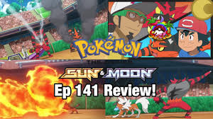 Pokemon Sun and Moon Episode 143 Review and Discussion - What Happened to  Torracat? by HumziPlayz