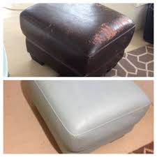 Faux Leather Paint