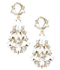 extra large chandelier earrings oversized chandelier extra large rhinestone chandelier earrings
