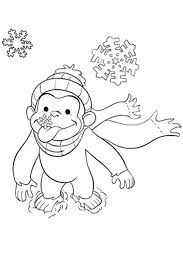 coloring pages for kids unique get curious with george kids can operate wheels to help george