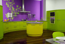 Laminate Wood Flooring In Kitchen Kitchen Attractive Kitchen Design Ideas Green Cabinets With
