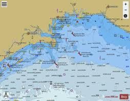 Apalachee Bay Marine Chart Us11405_p168 Nautical