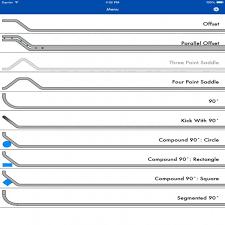 Conduit Bend Multipliers Conduit Bending Chart Conduit Bend Multiplier Kimo9terrainsco