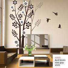 target wall decals home decor il fullxfull381582712 l047 tree branch decal art and owl stickers for