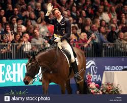 Sweden's Patrik Kittel riding Delaunay Old wins the FEI World Cup Stock  Photo - Alamy