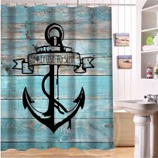 Capricious Anchor Bathroom Set Nautical Decor For Your Home ...