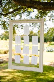 Picture Frame Seating Chart 17 Unique Seating Chart Ideas For Weddings