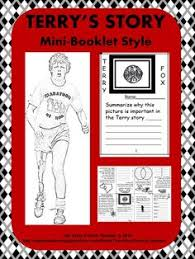 terry fox is a canadian hero information and activity page for  terry fox is a canadian hero information and activity page for primary foxes paragraph and activities