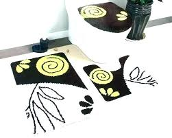 5 piece bathroom rug set 5 piece bathroom rug sets 3 set creative of scroll bath 5 piece bathroom rug