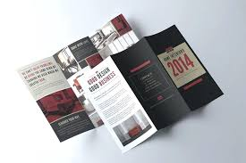 Best Brochure Templates Good Brochure Template Biofonika Info