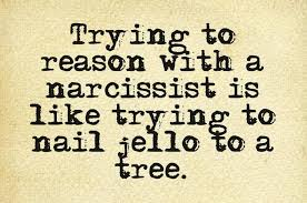 Image result for narcissist rational argument