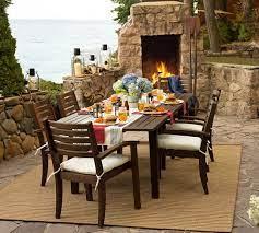 chesapeake rectangular extending dining