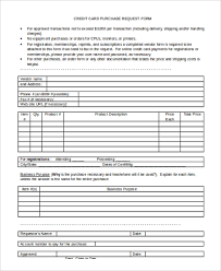 Purchase Order Form Template Custom Sample Purchase Request Form 48 Free Documents In Word PDF