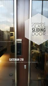 this is where gateman digital locks come in with their vertical clamp bolt style when locked it clamps onto the small strike placed on the other side