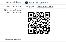 Google Charts Api For Qr Code Generator Simplysfdc Com Salesforce Qr Code