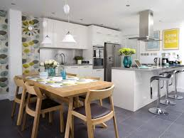 Gray And Yellow Kitchen Decor Kitchen Design Enjoyable Open Kitchen Design Ideas Open Kitchen