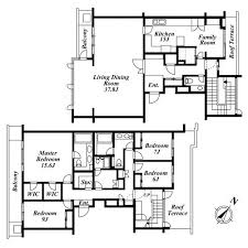 Traditional Japanese House/Apartment Floor Layout
