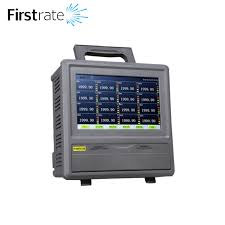 Electronic Chart Recorder Hot Item Fst500 603 1 To 64 Multi Channels Pt100 Digital Temperature Pressure Chart Recorder