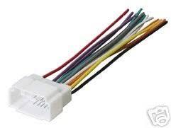cheap 96 honda civic wiring harness 96 honda civic wiring get quotations · stereo wire harness honda civic 99 00 1999 2000 car radio wiring installation parts