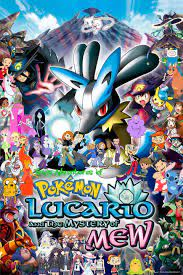 Tino's Adventures of Pokémon: Lucario and the Mystery of Mew | Pooh's  Adventures Wiki