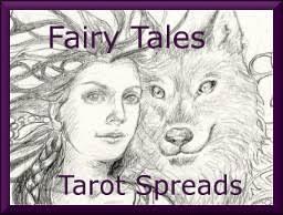 Fairy Tale Tarot Spreads | ATA's Tarot Reflections June 2013