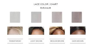 Lace Wig Hair Color Chart Lace Color Natural Looking Virgin Human Hair Wigs From