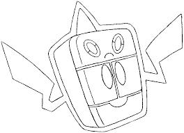 Kleurplaat Pokémon Alternatieve Vormen Pokémon Alternatieve Vorm