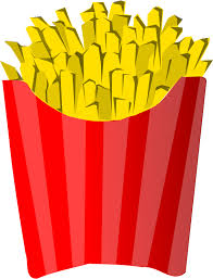 french fries clip art. French Fries Juliane Kr And Clip Art