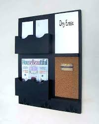 mail organizer wall letter holder wall message center mail organizer cork board white board key hooks mail organizer wall