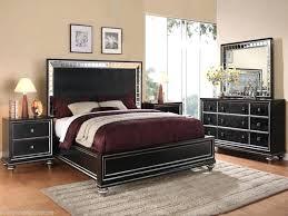 luxury king size bedroom furniture sets. King Size Bedroom Sets Black New Glam Mirrored Luxury Furniture E