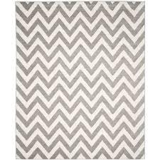 safavieh amherst dark gray beige 6 ft x 9 ft indoor outdoor